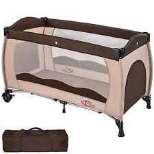 Lit bébé pliant lit de voyage enfant lit d'enfant parapluie parc pour bébé café