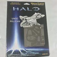 2014 HALO UNSC Pelican Metal Earth Laser Cut 3D Metal Model Kit By Fascinations