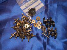 Re-profiled Wheel Sets For Triang Locos R55/R155/R159/R253/R257/R353/R753 & More