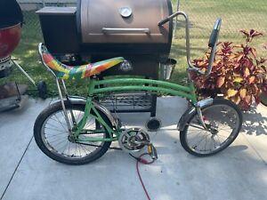 Swing Bike bicycle Vintage Original!!! Lots Of Fun!!!! Huffy Schwinn Muscle Bike