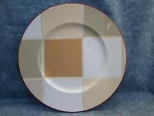 "Mocha Java 7989 by Noritake Ambience 9-3/4"" Salad Plate L62"