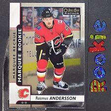 RASMUS ANDERSSON  RC  2017/18  Platinum  Marquee ROOKIE  #166  Calgary Flames