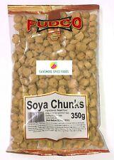 SOYA CHUNKS - VEGAN/ VEGETARIAN - FUDCO - 350g