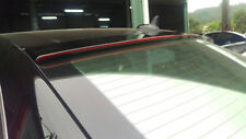 Painted Black + Red For Mercedes BENZ C-Class C204 Coupe OE Roof Spoiler C300