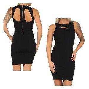 Pinko Sommerkleid 32 34 Cocktailkleid Kleid schwarz Etuikleid Kleines Schwarzes