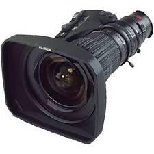 "NEW Fujinon ZA12X4.5BRM-M6 2/3"" ENG Style Lens w/ Servo Zoom **Finance w/ AC**"