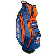 NEW Team Golf NHL New York Islanders Victory Cart Bag