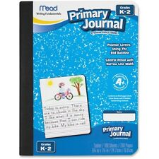 NEW Primary Journal K-2nd Grade early creative story tablet Mead K-2 MEA09956