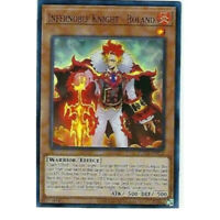 Yu-Gi-Oh! - Infernoble Knight Roland - TOCH-EN014 - Ultra Rare - Unlimited Ed