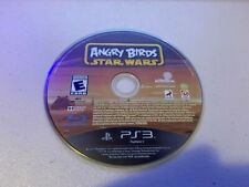 Angry Birds Star Wars (Sony PlayStation 3, 2013) PS3 - DISC ONLY