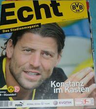 2012/13 1.Bundesliga Borussia Dortmund - Fortuna Düsseldorf