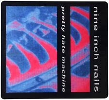 Sticker Nine Inch Nails Pretty Hate Machine 1989 Release Album Art Band Decal