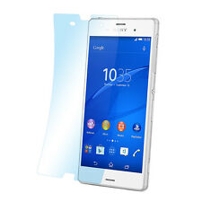 3x Super Clear Film Protection Sony Xperia z3 Clair Mince écran screen protector