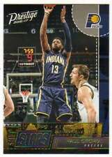 2016-17 Panini Prestige Basketball Stat Stars #16 Paul George Pacers