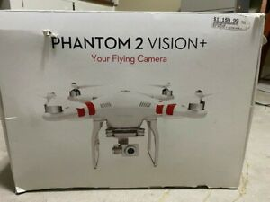 dji phantom 2 vision plus - Drone, Battery, Remote, Gimbal and Camera