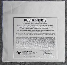 LOS STRAITJACKETS, The Velvet Touch, High Def, HDCD