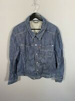 LEVI'S ENGINEERED Denim Jacket - Large - Navy - Great Condition - Mens