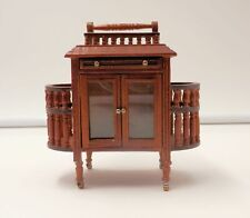 New Dollhouse Miniature Furniture Buffet Sideboard Side Table Dinning 1:12 Scale
