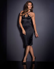 AGENT PROVOCATEUR BLACK QUINCY ROBYN DRESS SIZE SMALL / AP 2 / 8-10