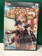 BioShock Infinite (COMPLETE) (PC, 2013) VG CONDITION