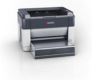Kyocera Ecosys FS-1041 Monochrome Black and White Laser Printer