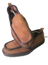 L.B.Evans Mens Slippers Size 10.5