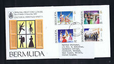 Bermuda 1994 Cultural Heritage - First Day Cover-Used-Addressed