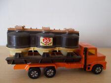 "Corgi Juniors Scania LT145 Truck with Load ""British Grain"" - Approx 14cm long"