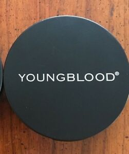 Youngblood Natural Loose Mineral Foundation .35 oz Coffee New No Box Unused