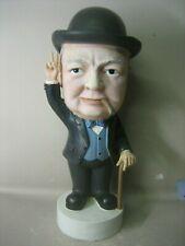 Churchill - vintage hand painted figurine (32 cm tall)