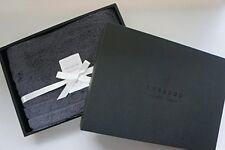 Tangono Imabari towel premium organic bath towel gift set (one set) dark gray