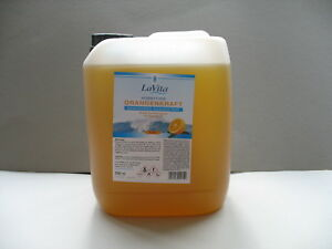 (10,60€/L) LaVita Orangenkraft Reinigungskonzentrat der Hobbythek 5 Liter