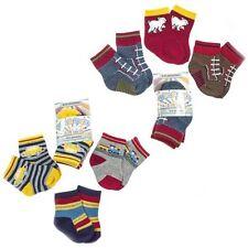 Baby Boys Socks 12 Trainer 12-18 Months