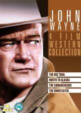 John Wayne - The Big Trail / The Comancheros / North To Alaska / The Undefeated