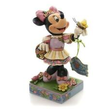 Jim Shore Spring Surprise - Easter Minnie - 4059743 Disney Traditions
