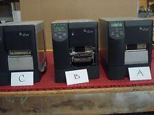 Zebra Z4M Thermal Label Printer Z4M71 Barcode Z4M00