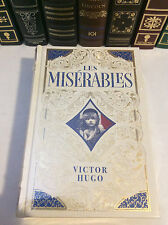Les Misérables by Victor Hugo  -  leather-bound  -  New and sealed