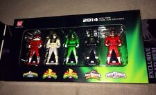 NYCC 2014 Bandai Power Rangers Tommy Oliver Legendary Ranger Key Set Only 500