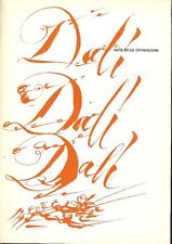 DALI' Salvador - Dalì nella terza dimensione