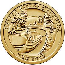 2021 P  $1 American Innovation - Erie Canal - New York - BU