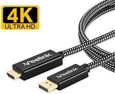Veelink DisplayPort zu HDMI-Kabel 1.8M