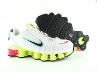 Nike Air Max Shox TL Multicolor AR3566 102 UK_8 US_10.5 Eur 42.5