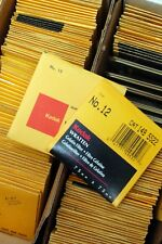 KODAK WRATTEN GEL 3x3 75MM FILTERS - NOS, SEALED - YOUR CHOICE $14.99 USA SHIP