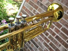 Clean/Lubricated King 600 Trumpet w/Accessories USA!