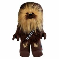 "LEGO Star Wars 13"" Inch Chewbacca Plush Collectible Character Lego Hands NWT"