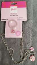 Barbie necklace~Doll and Me~CUTE and RARE