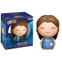 Funko Disney Beauty And The Beast Live Action Dorbz Village Belle Vinyl Figure