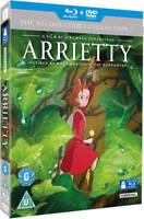 Arrietty Blu-Ray + DVD Nuovo (OPTBD2103)