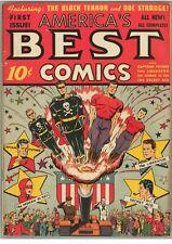 Golden Age America's Best Comics #1 REPRINT