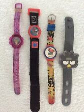 Watches Kid Mix Lot Cars Angry Birds Spiderman Cinderella